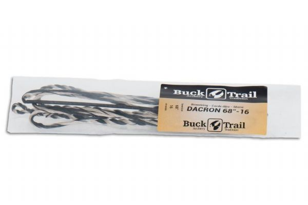 Buck Trail Traditional Longbow Bowstring 68